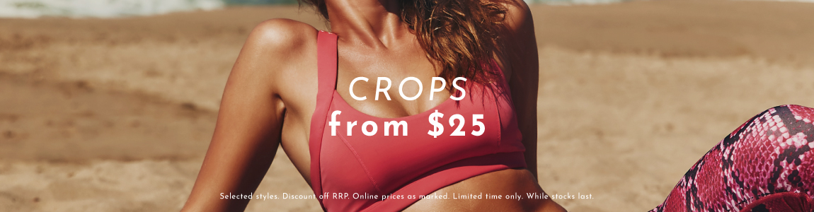 Crops from $25