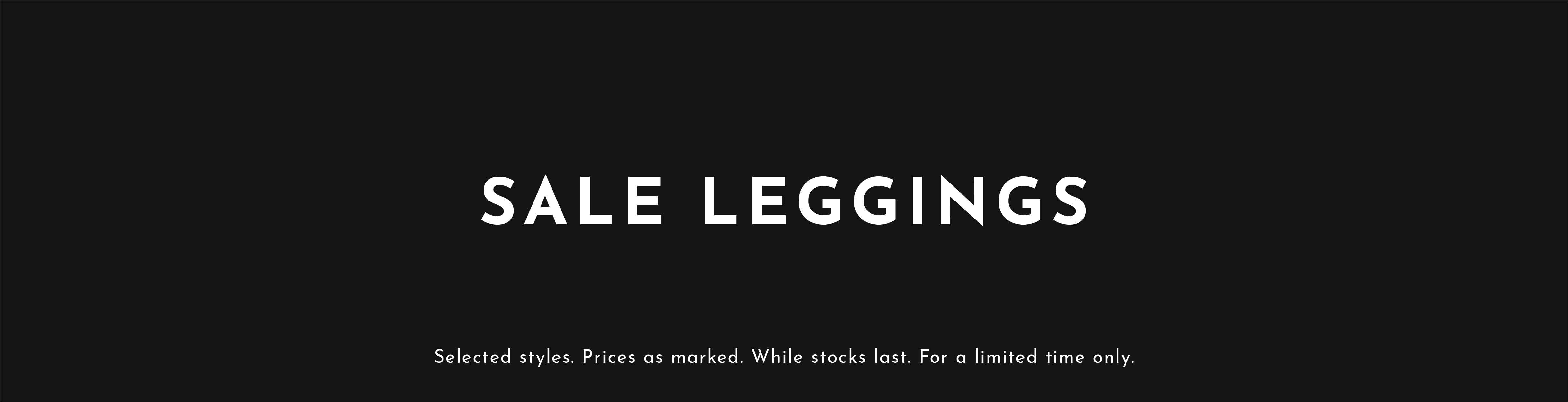 Sale Leggings