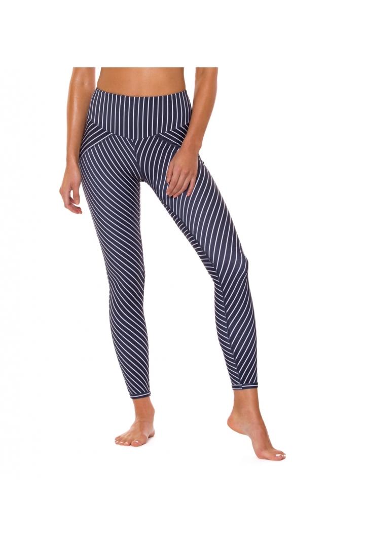 Earning Stripes 3/4 Legging