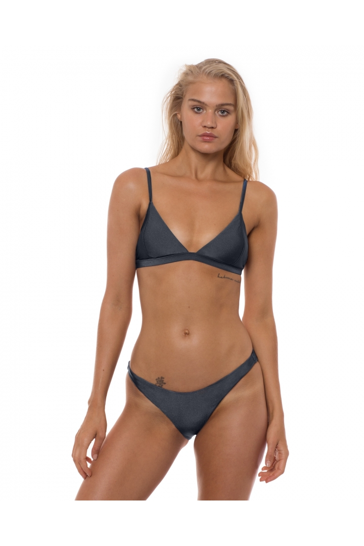 She Shimmers Bikini Top