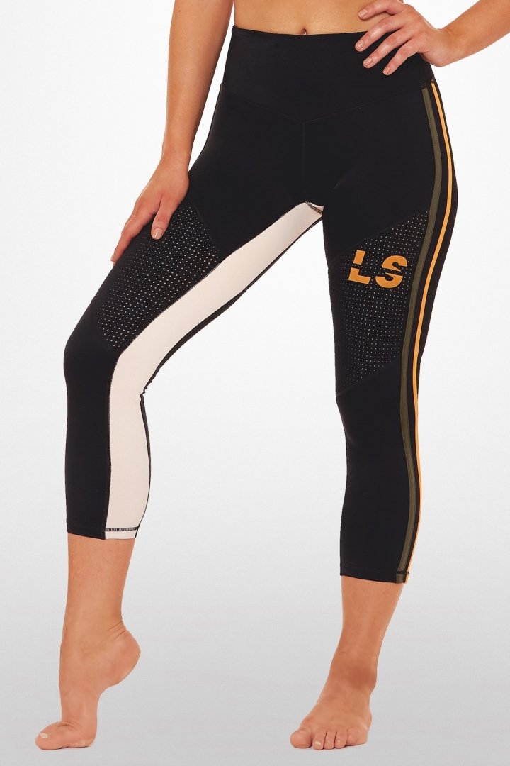 Combat Girl 3/4 Legging