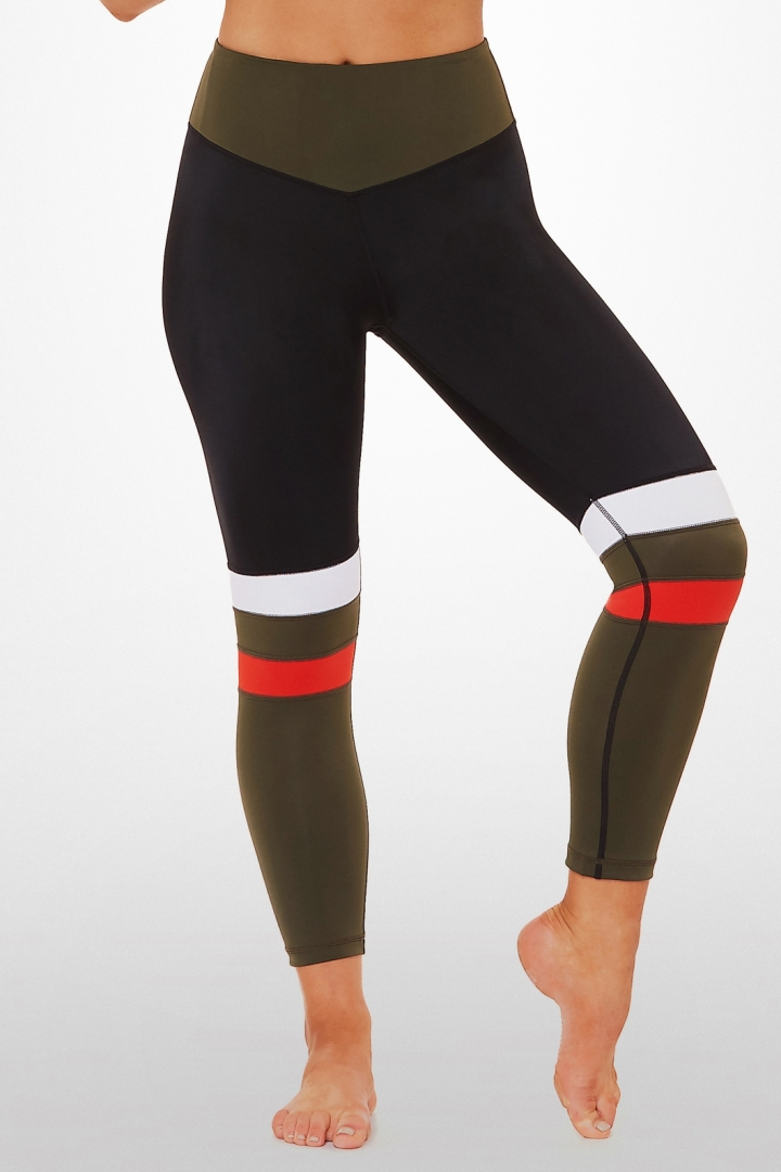 Maverick 3/4 Legging