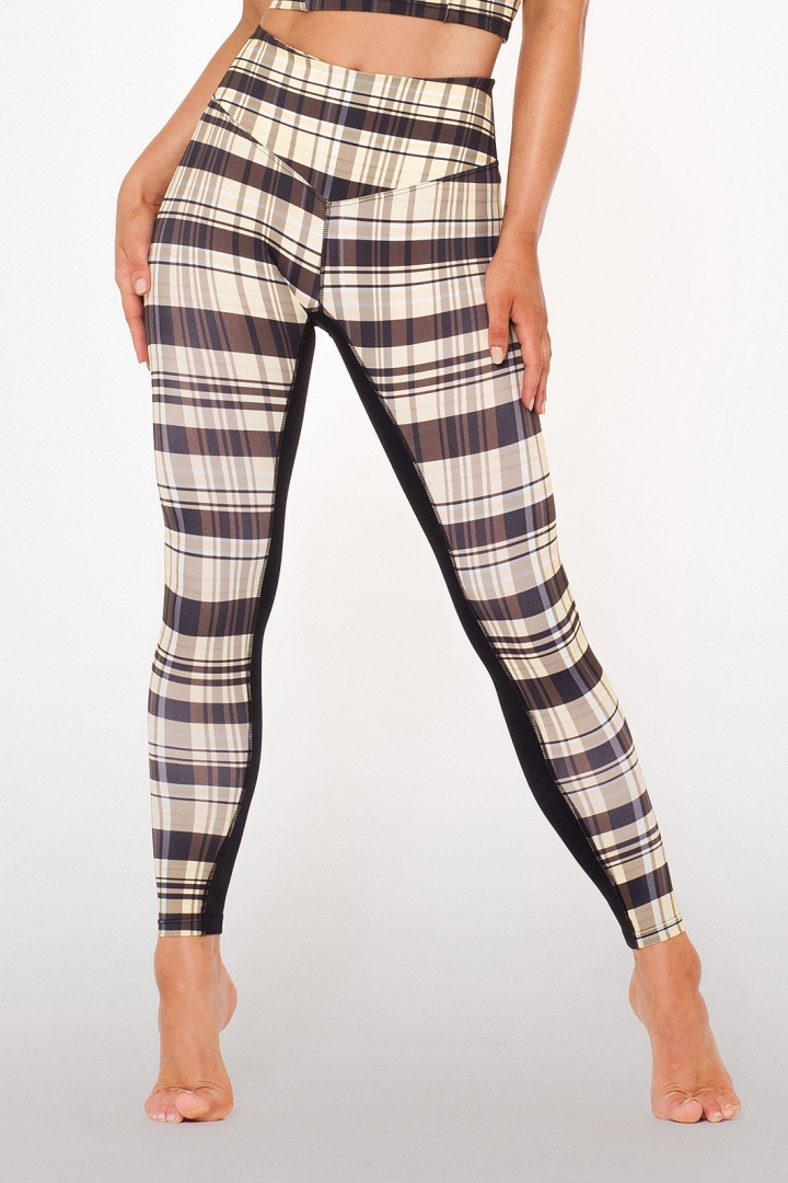 Check Mate 7/8 Legging
