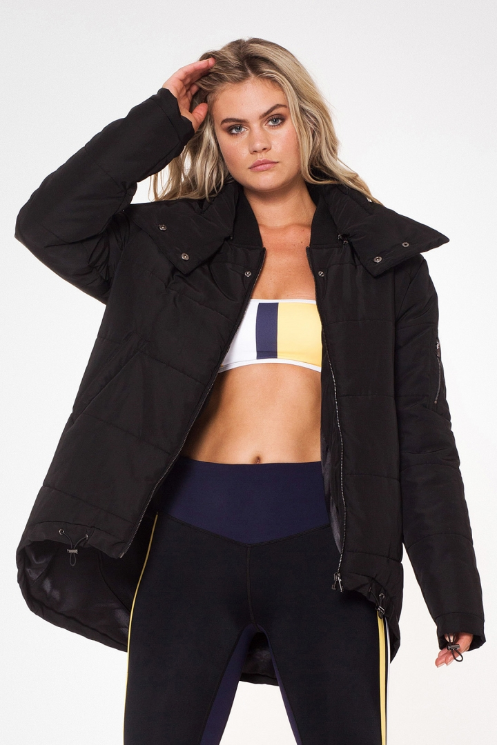 Touch Down Jacket