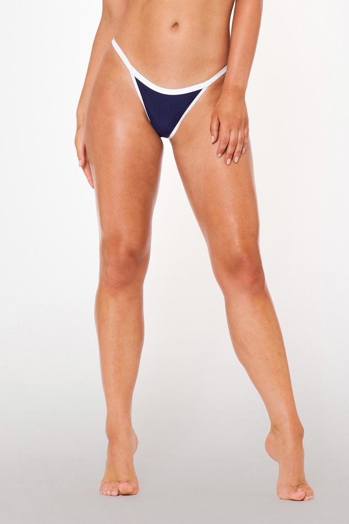 On Target String Bikini Bottom