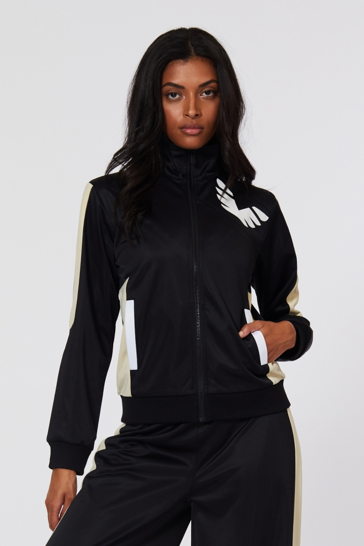 Relay Track Top