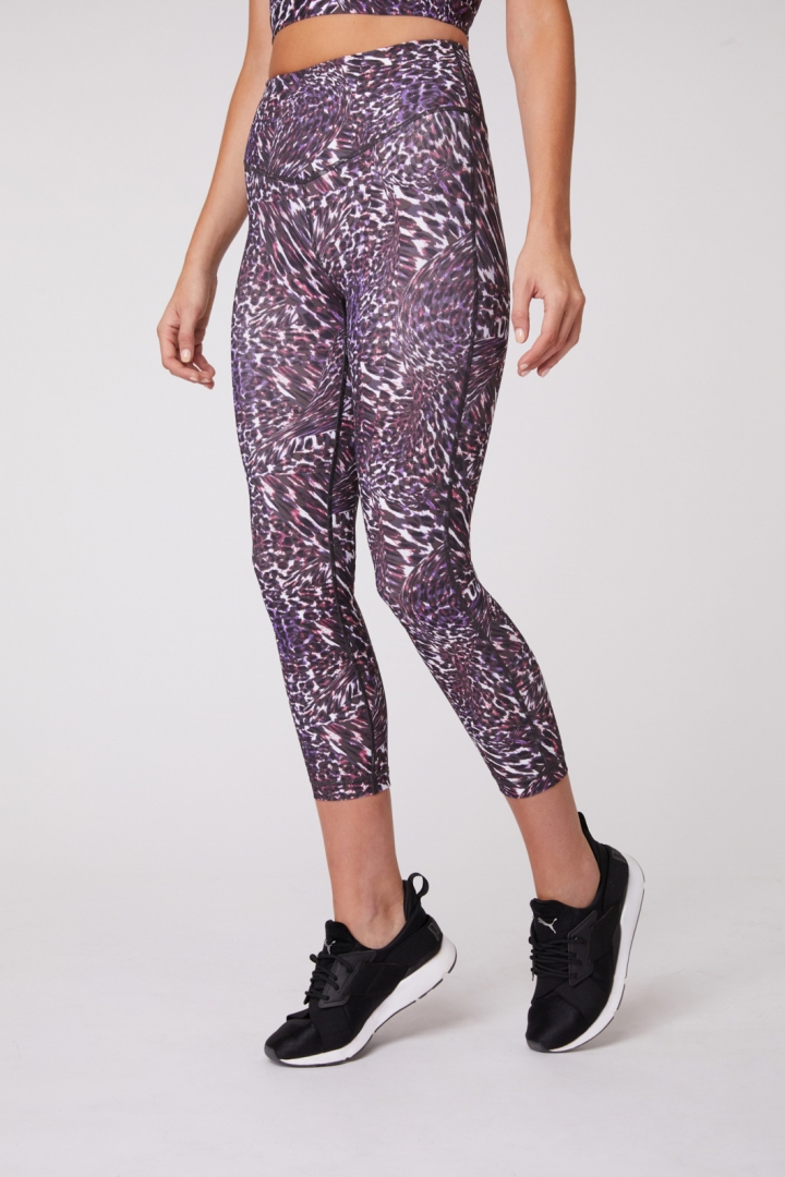 Cosmic Horizons 3/4 Legging