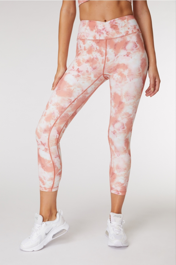 Pink Rock 7/8 Legging