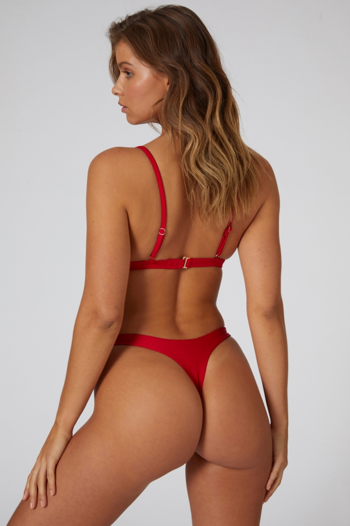 The Bridgette G String Bikini Bottom