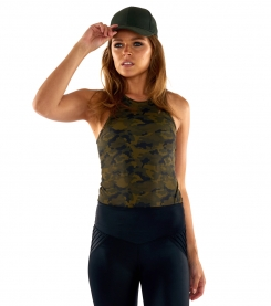Lovers Army Singlet