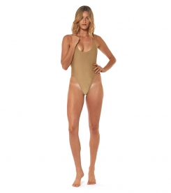 Shimmer Me One Piece