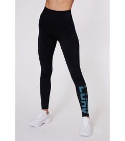 Swift Strides Logo Legging