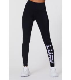 Swift Strides Logo Legging