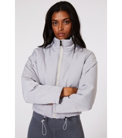 Play Off Cropped Puffer