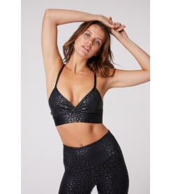 Silent Night Bralette