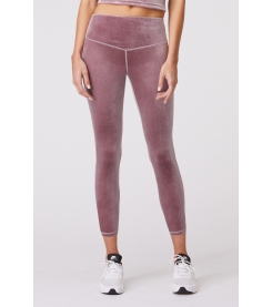 Galaxy Velour 7/8 Legging