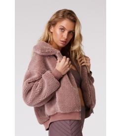 Soft Seasons Sherpa Jacket