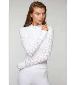 Infinity Seamless Zip Jacket