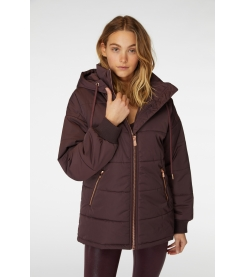 Arctic Black Puffer Jacket