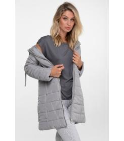 Serene Silence Puffer Coat