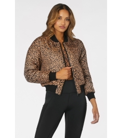 In The Wild Bomber Jacket